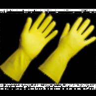 Luvas de Látex – Amarela